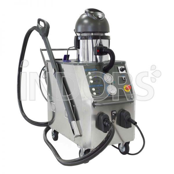 Steamtech andromeda pulitore a vapore industriale for Pulitore a vapore con aspirazione