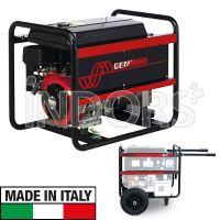 Genmac Click 4000K e 6000K - Gruppo Elettrogeno Diesel