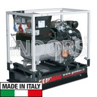 Genmac Minicage - Generatore di Corrente Trifase Diesel