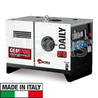 Genmac Daily-Gas RG4700RS NG - Generatore Corrente Silenziato
