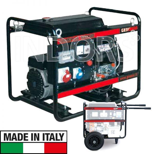 genmac combiplus rg9100keo generatore di corrente gasolio