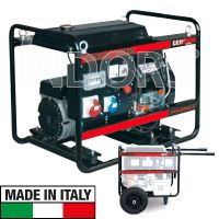 Genmac Combiplus 11100KE - Gruppo Elettrogeno Trifase Diesel