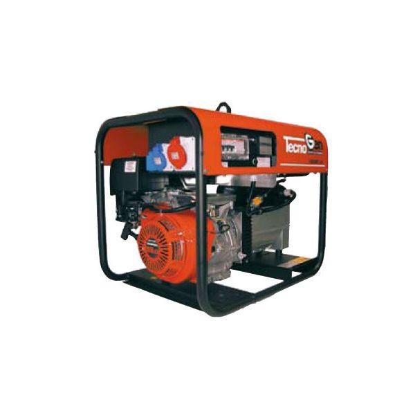 Tecnogen h5000elx generatore di corrente professionale for Generatore di corrente lidl