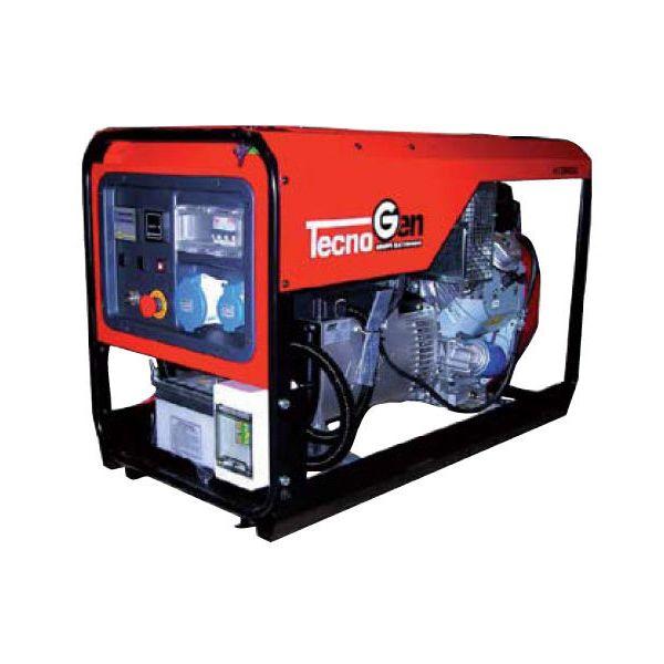 Tecnogen h15000elx generatore di corrente con ats for Generatore di corrente 10 kw