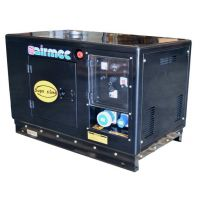 Airmec HS 6000 SS - Generatore di Corrente Monofase Silenziato