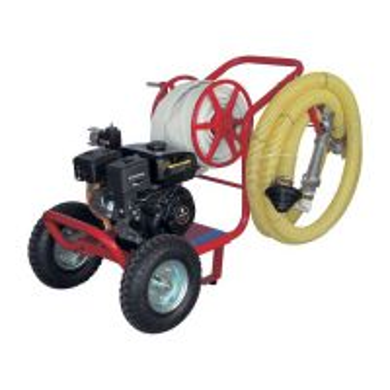 Airmec MSHP 50 / T Trolley - Kit Motopompa Antincendio