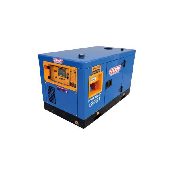 Airmec Mecc Alte - Gruppo Elettrogeno Professionale Monofase 10 KVA