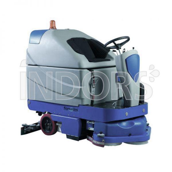 Fiorentini Terminator 1000 R - Lavasciuga a Batteria