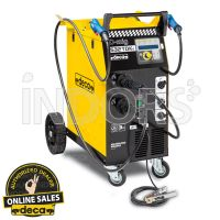 Deca D-Mig 532 TDKE - Saldatrice Synergic a Filo Professionale MIG MAG Brazing