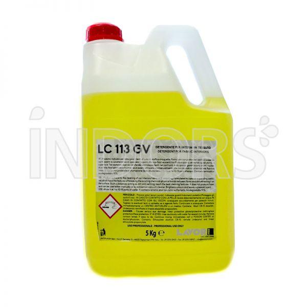 LAVOR LC 113 GV - Detergente per Interni in Tessuto