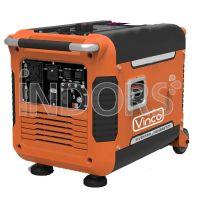 Vinco 60157 - Gruppo Elettrogeno Semiprofessionale a Benzina