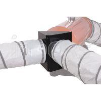 Kit Canalizzatore 2 vie ∅ 300 mm per Biemmedue