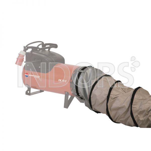 Guaina Flessibile Diametro 30 cm per Riscaldatori Biemmedue