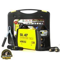 DECA SIL 417 - Saldatrice Inverter 170 Ampere