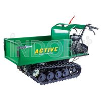 Active 1600 Ext - Carriola a Motore con Cingoli e Cassa Ribaltabile