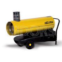 Oklima SE 120 - Cannone Riscaldatore a Gasolio