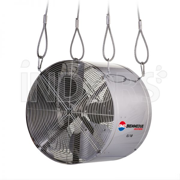 Biemmedue FJ - Ventilatore Circolatore Aria