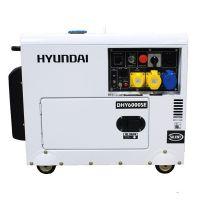 Hyundai DHY6000SE-3 65232 - Generatore Trifase Silenziato