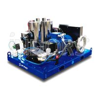 PTC 1 E HOT - Idropulitrice Elettrica ad alta pressione