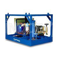 PTC 1 E - Idropulitrice Professionale ad alta pressione