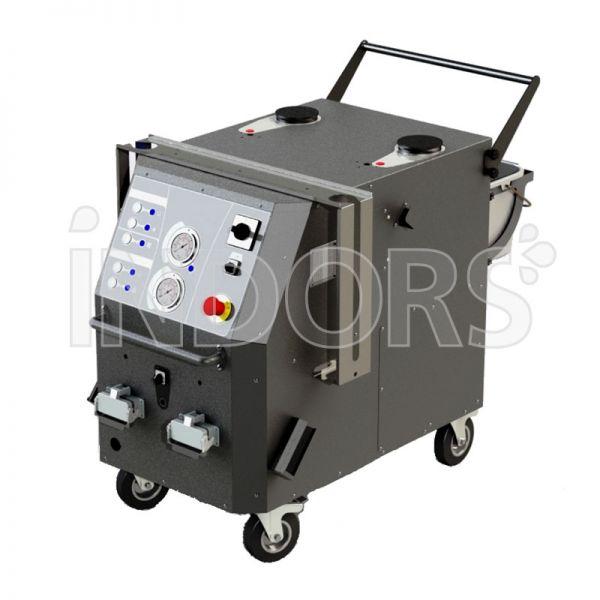 Steamtech dioniso generatore di vapore e idrogetto industriale for Pulitore a vapore con aspirazione