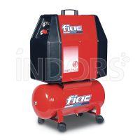 FIAC COMPACT 120 R - 0,75 HP - Compressore Silenziato 25 litri