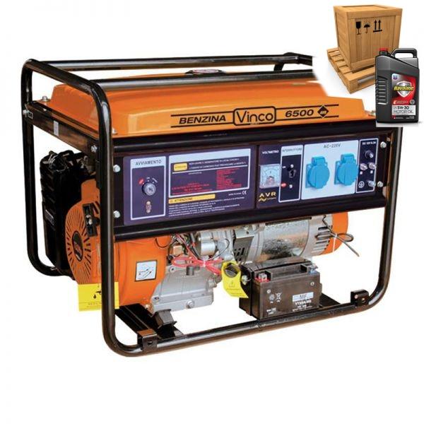 Vinco HH3800 Gruppo Elettrogeno 3 KW