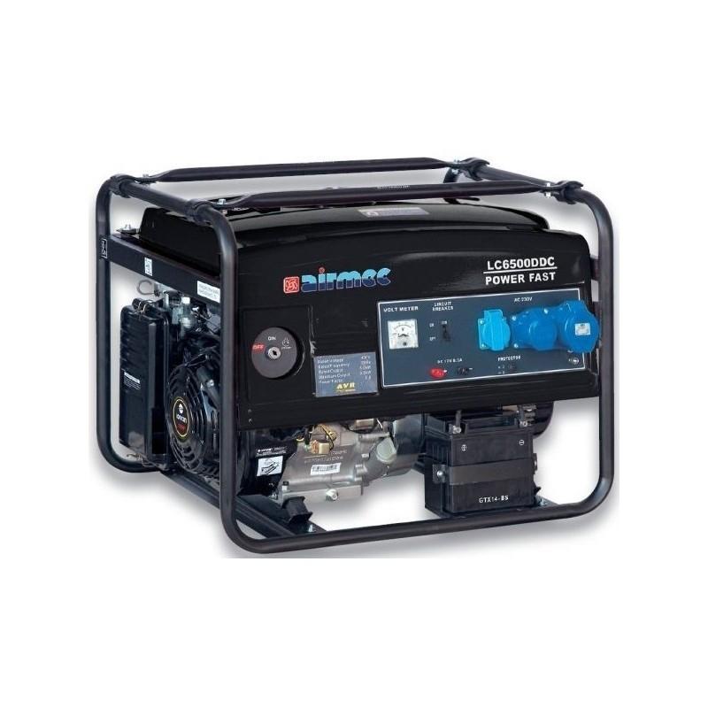 Generatore di Corrente Airmec LC 6500 DDC