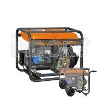 VINCO 60211 DG6000LE - Gruppo Elettrogeno a Gasolio