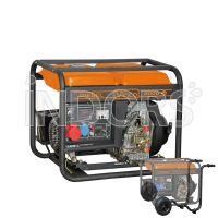 VINCO 60212 DG6000LE3 - Gruppo Elettrogeno Trifase Diesel