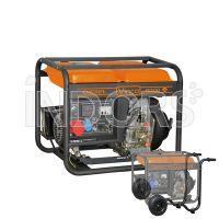 VINCO 60213 DG7500LET - Generatore di Corrente Diesel