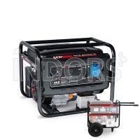 GENMAC G6000E<br/>Generatore di Corrente 4 Tempi 6 kW