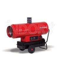 Biemmedue EC 55 - Cannone Aria Calda a Gasolio