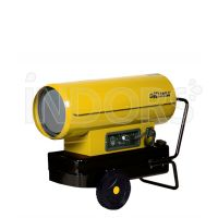 Oklima SD 240 - Cannone Riscaldatore a Gasolio