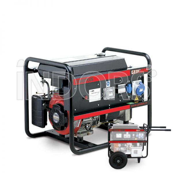 Gruppo elettrogeno 3kw genmac combiplus 4200r ce for Gruppo elettrogeno 3 kw avviamento automatico