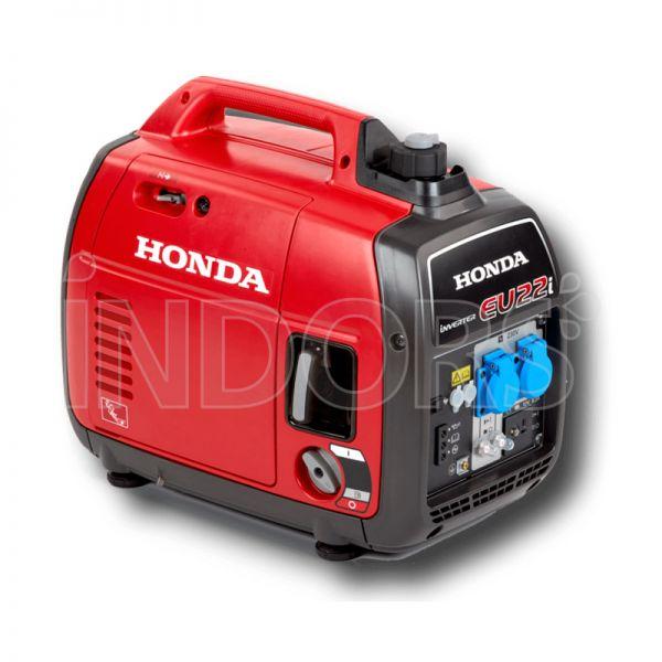 Honda eu22i gruppo elettrogeno 2 2 kw inverter for Generatore di corrente honda usato
