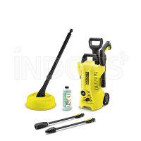 Idropulitrice Karcher K2 Premium + Kit Casa