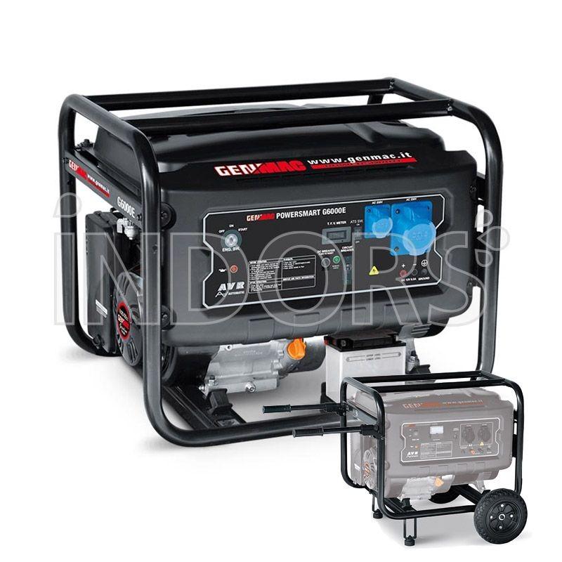 Schema Elettrico Quadro Ats : Genmac g e ats generatore di corrente automatico