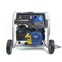 Generatore di Corrente Monofase Hyundai Dynamic 65016 - HY4500E ATS