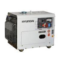 Gruppo Elettrogeno Hyundai DHY8000SE3