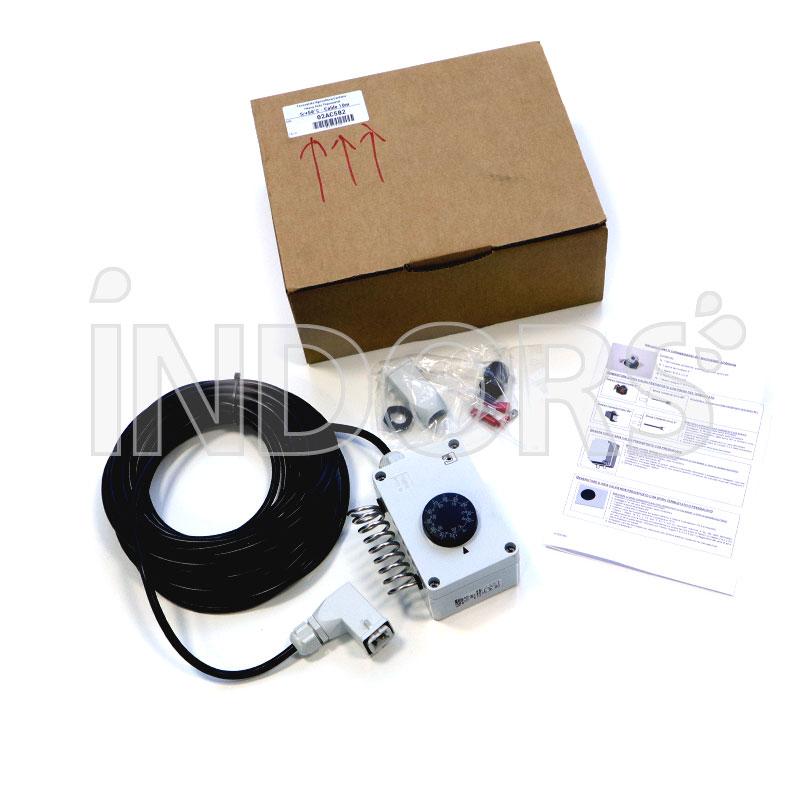 Thermostat d'ambiance professionnel pour générateurs d'air chaud Biemmedue