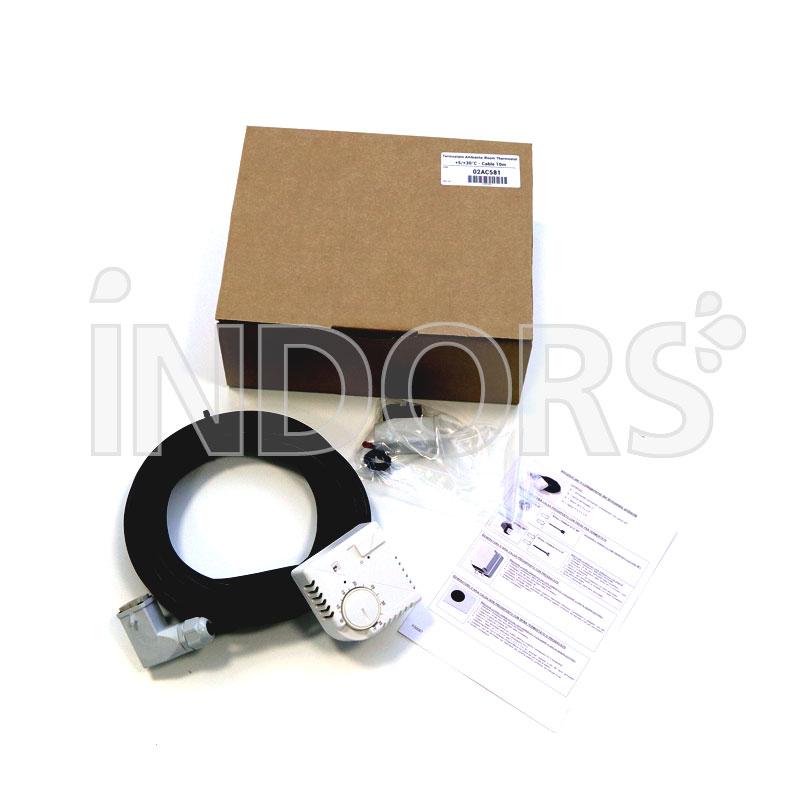 Thermostat d'ambiance - pour générateurs d'air chaud Biemmedue
