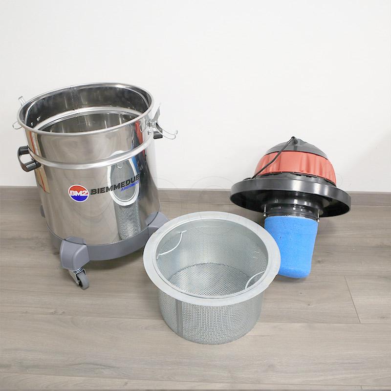 Biemmedue Maxim 40 M Oil - Aspirator and Oil Recovery