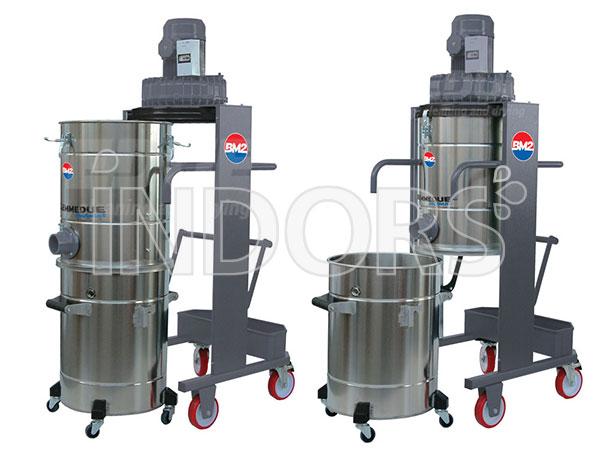 Biemmedue TTX & TTXV Aspiratore Industriale