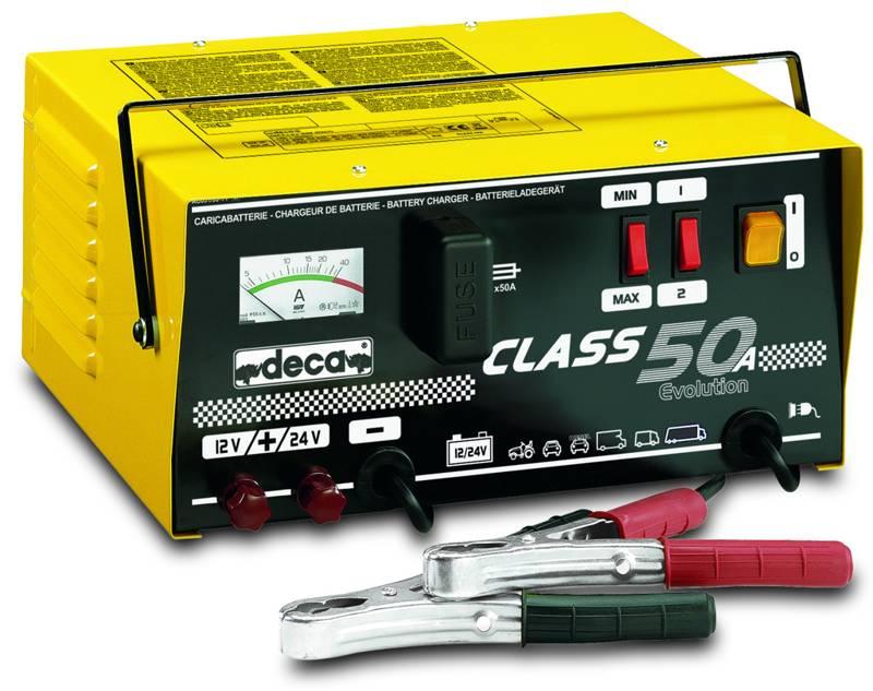DECA CLASS 50A - Caricabatteria Professionale 50 Ampere - 318900