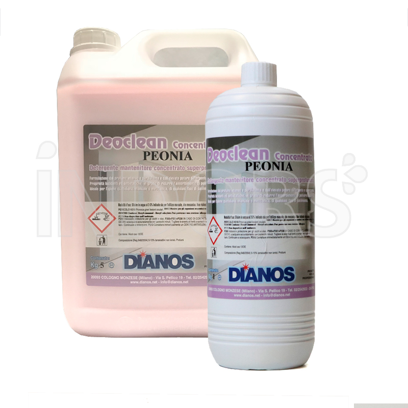 Dianos Deoclean Peonia