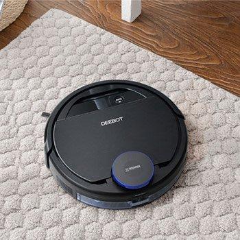 Ecovacs Deebot Ozmo 930 - Rilevamento Tappeti