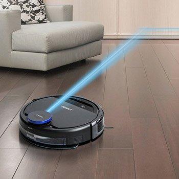 Ecovacs Deebot Ozmo 930 con rilevamento laser