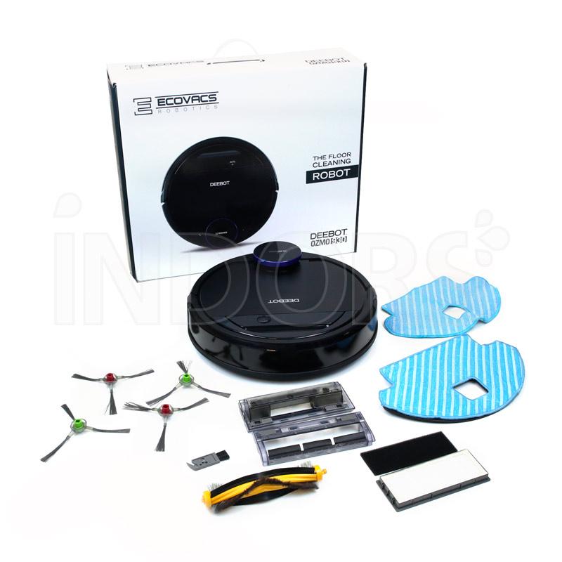 Dotazione accessori Ecovacs Deebot Pro 930