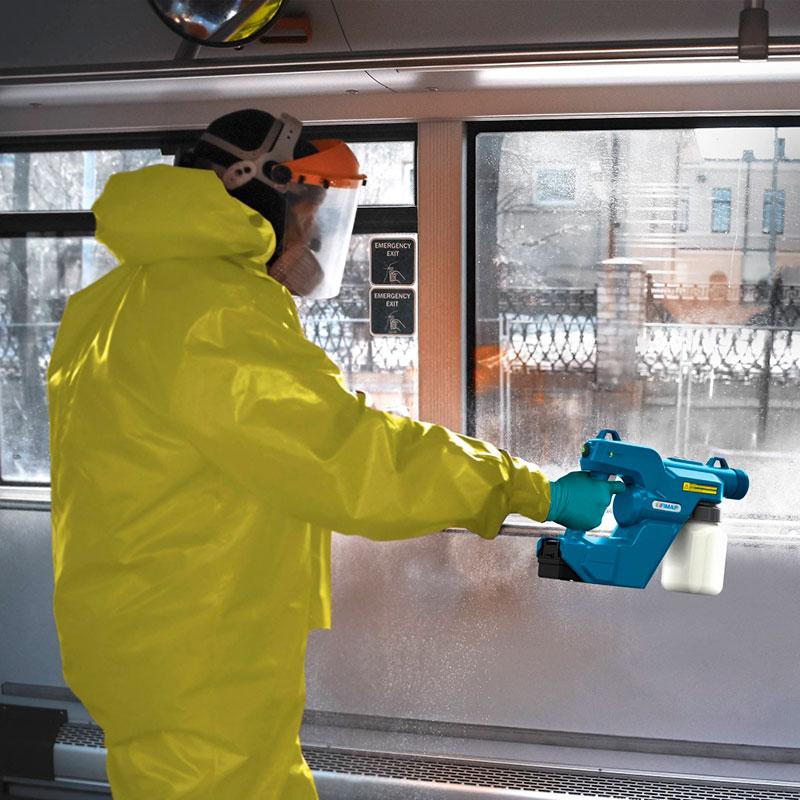 Fimap E-Spray Battery Nebulizer